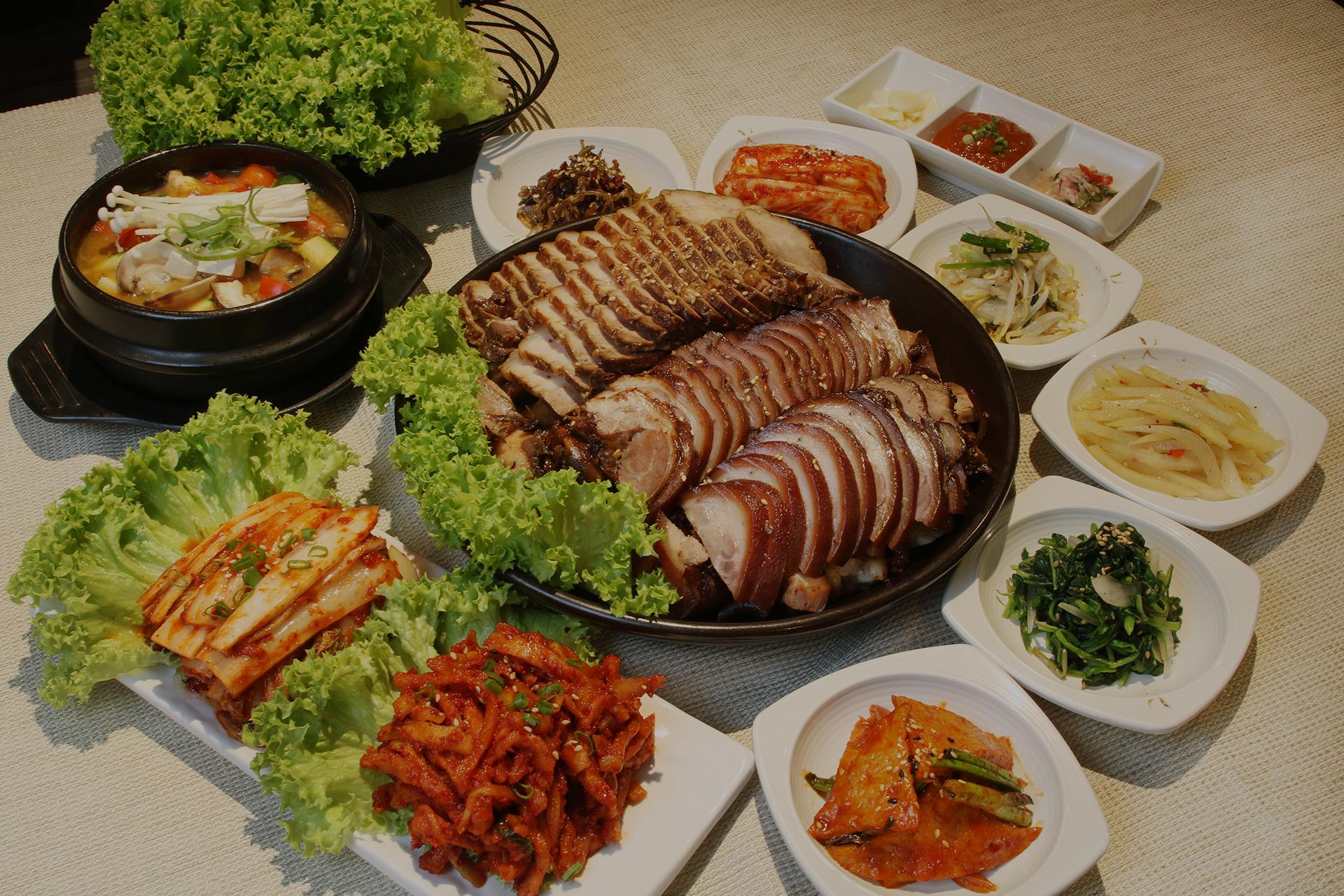 Hyangyeon Korean Restaurant Korean Dining Place